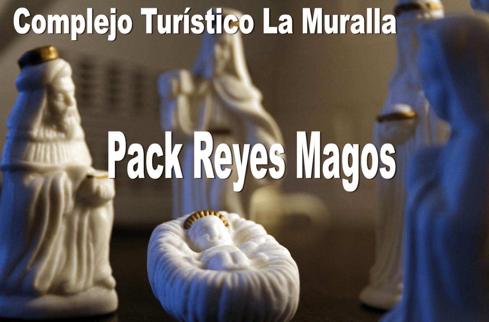 Pack Reyes Cuenca