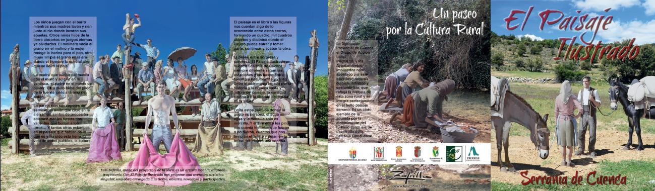 Paisaje Ilustrado Serranía de Cuenca