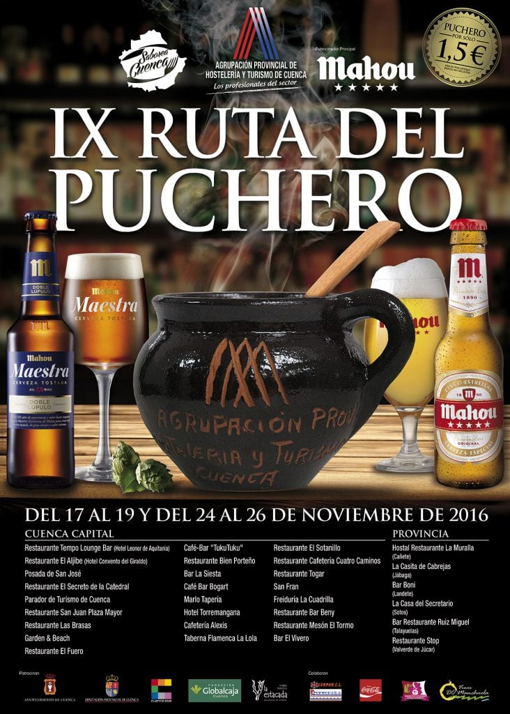 Ruta del puchero en Cuenca
