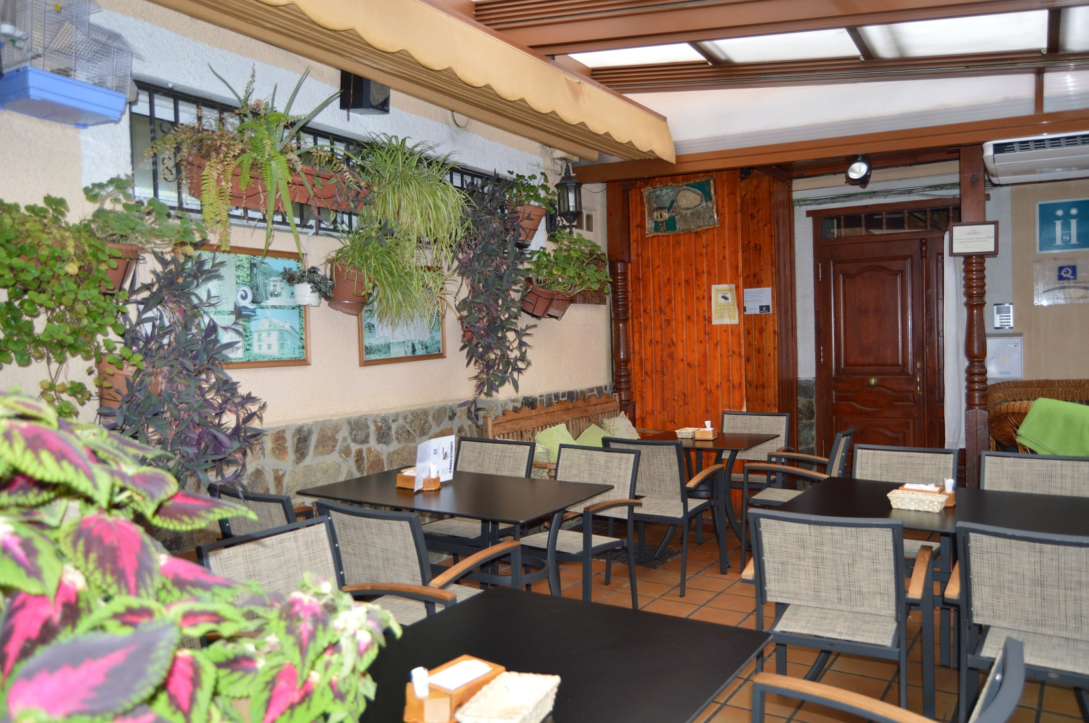 Restaurante en la Sierra de Cuenca