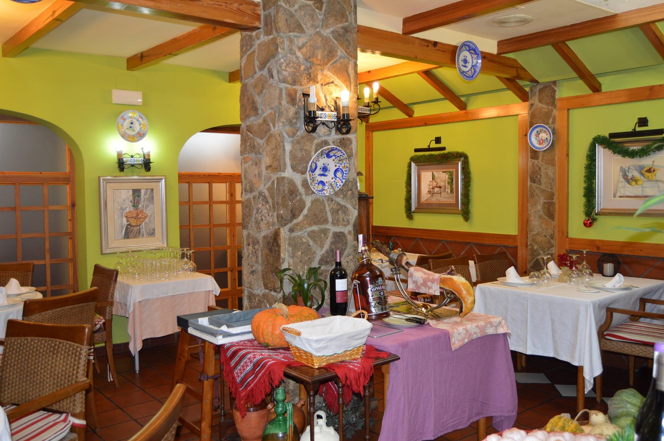 Restaurante La Muralla de Cañete