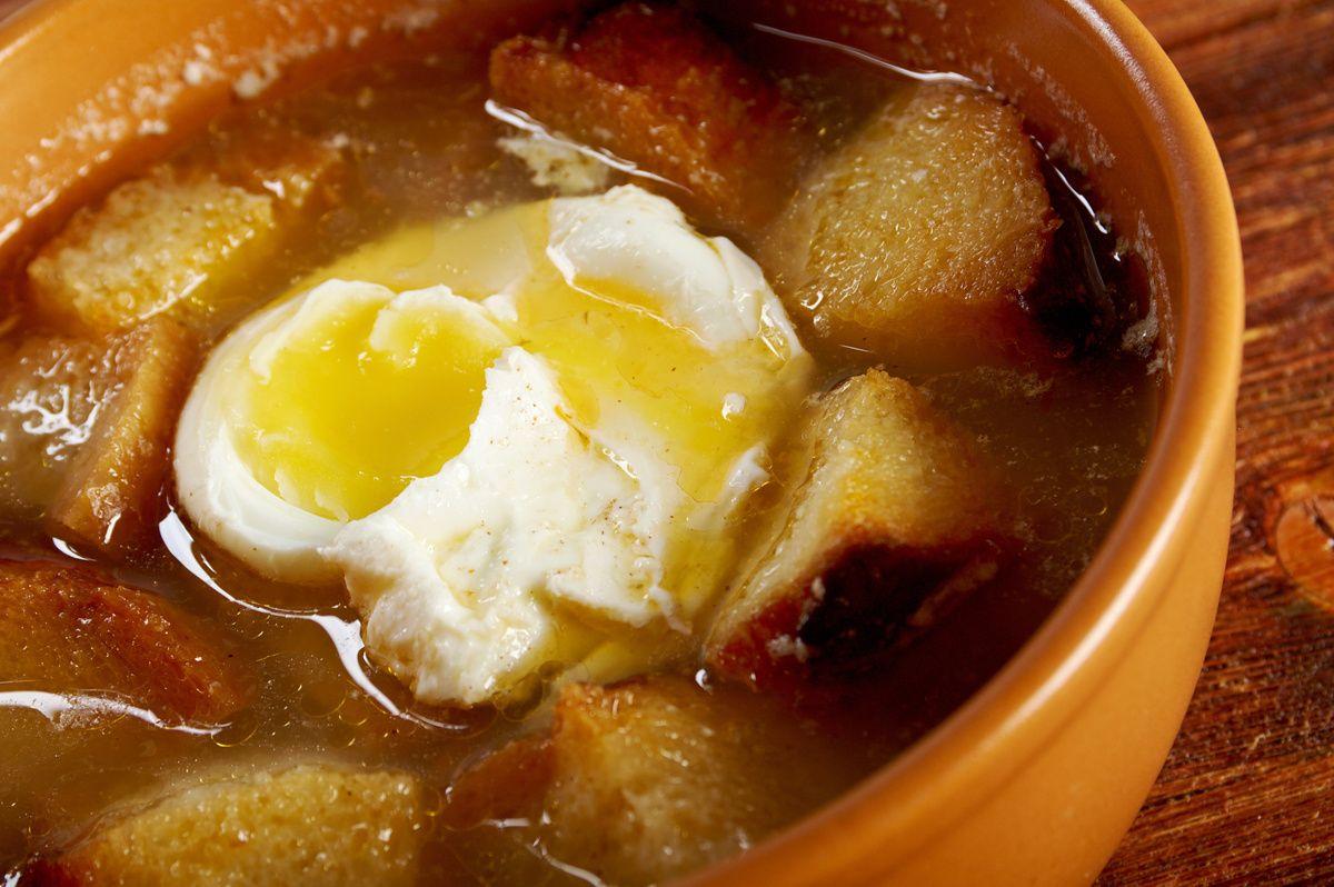 Restaurante La Muralla - Sopas y legumbres