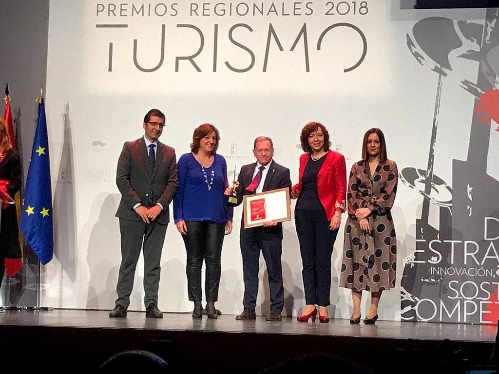 primer premio gastronomia Miguel de Cervantes