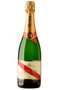 Champagne Gran Mumm