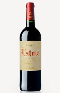 Beber Estola Reserva en Cuenca