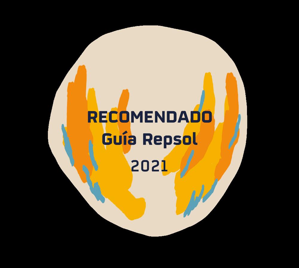 Recomendado guía repsol 2021