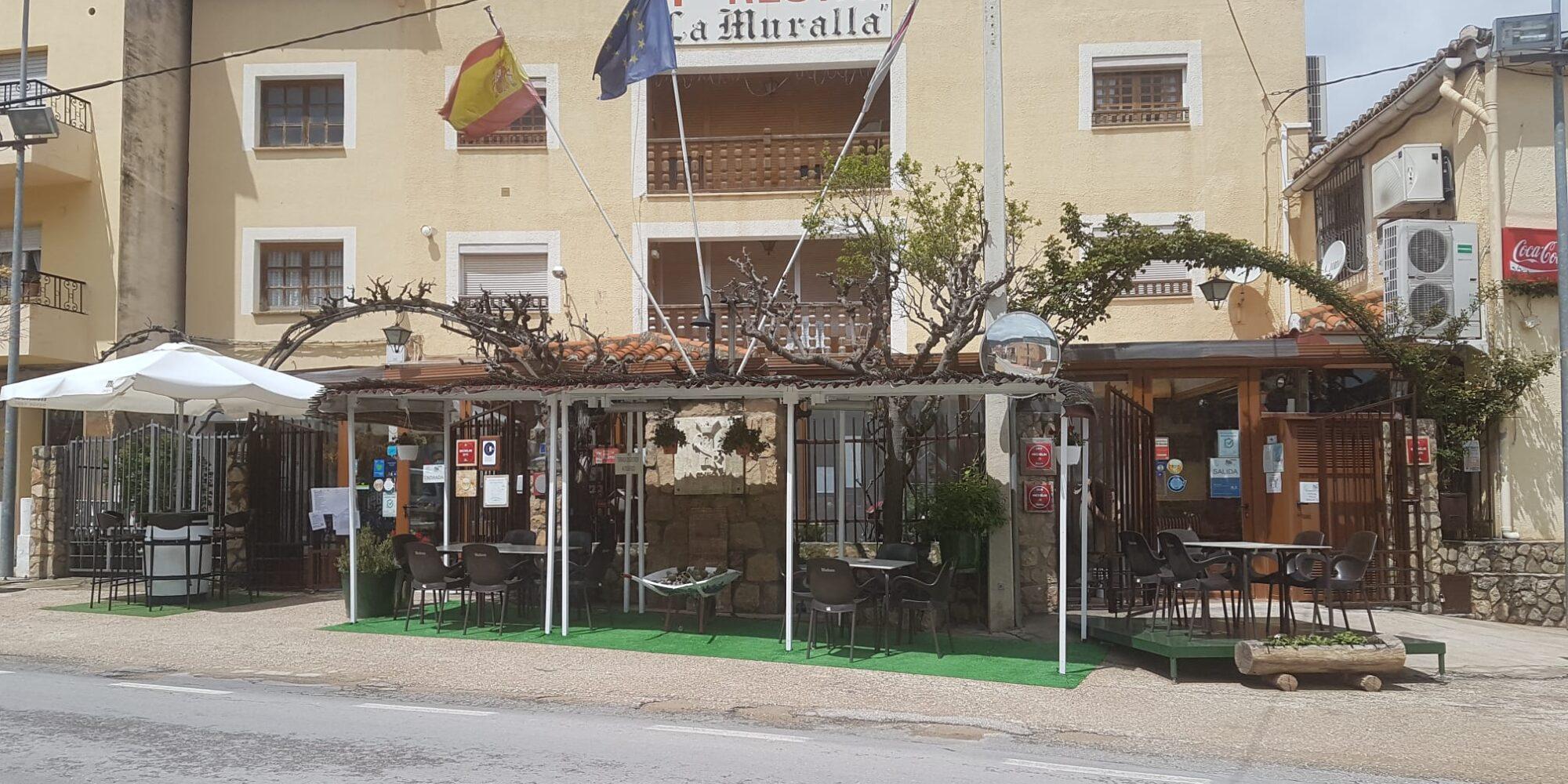 Hostal La Muralla de Cañete - promoción estancias largas